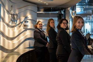 Shosholoza Ocean Academy | Guest Services Positions
